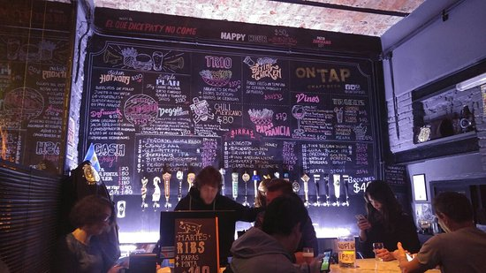 On Tap - Craft Beer