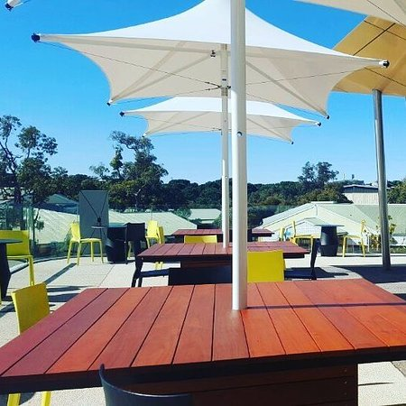 Joondalup, Australia: Outdoor Seating