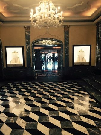 The Westin Europa & Regina, Venice: Beautiful lobby