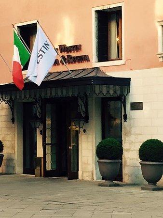 The Westin Europa & Regina, Venice: Entrance