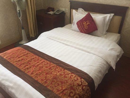 Nanchang Hotel: 酒店沒有加熱器 - 房間裡很冷