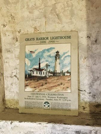 Westport, واشنطن: Gray's Harbor Light