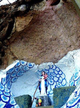 Morro, Ecuador: Virgen de la Roca