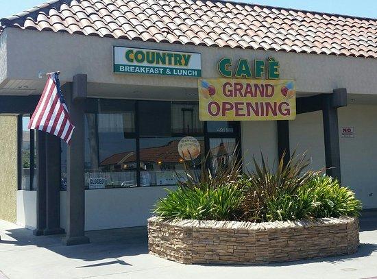 Cypress, Kalifornien: Country Cafe