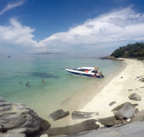 Jomtien Beach, Thailand: Scuba Diving Trips