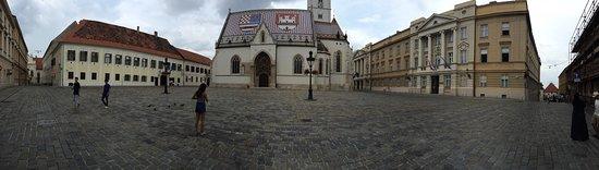 Upper Town (Gornji Grad): Upper Town