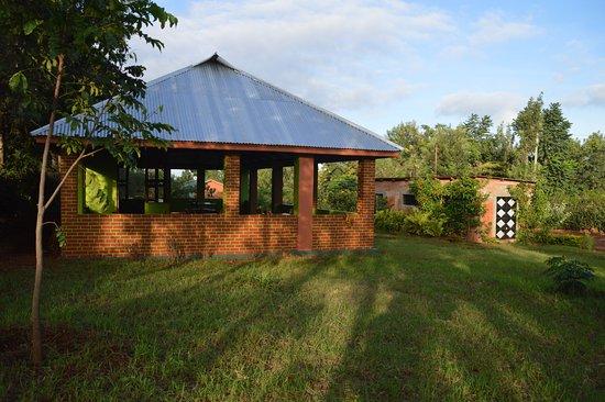 Karatu, Tanzanya: The Junction Dining Hall
