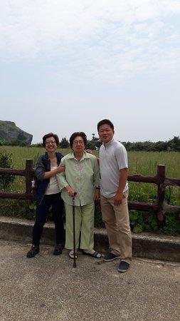 Jeju Nam Yang Taxi Tour