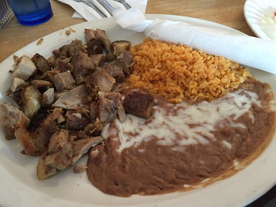 Pahoa, هاواي: Luquin's Mexican Restaurant