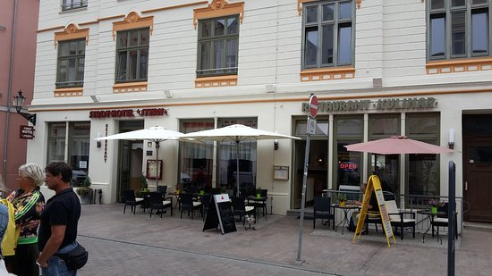 Stadthotel Stern Foto
