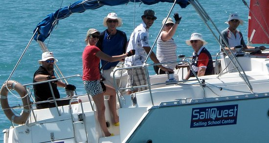 SailQuest Sailing School Thailand