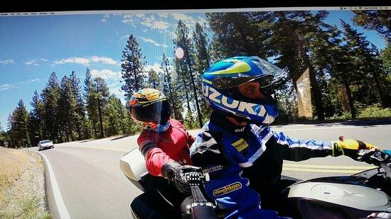 Маунтин-Вью, Калифорния: Carson Pass Selfie