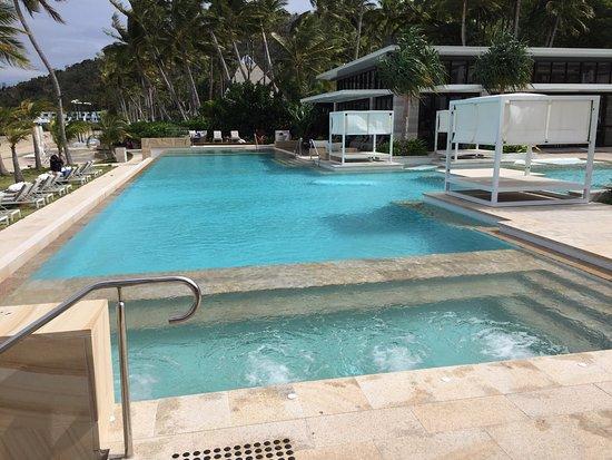 Hayman Island, Australien: Hayman Wing pool area