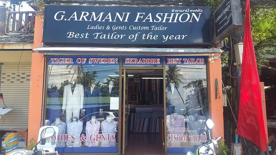 G. Armani Fashion