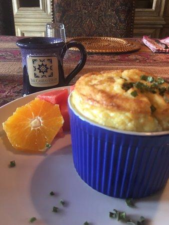อาร์โรโย แกรนด์, แคลิฟอร์เนีย: delicious breakfast