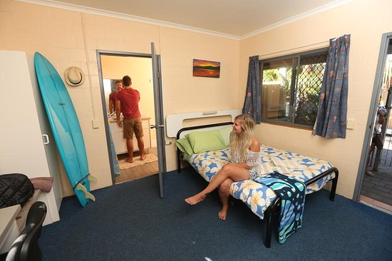 Cape Byron YHA: Private Ensuite