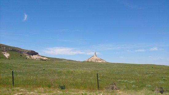 Bayard, NE: Chimney Rock