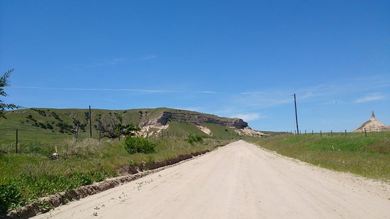 Bayard, NE: Chimney Rock 3
