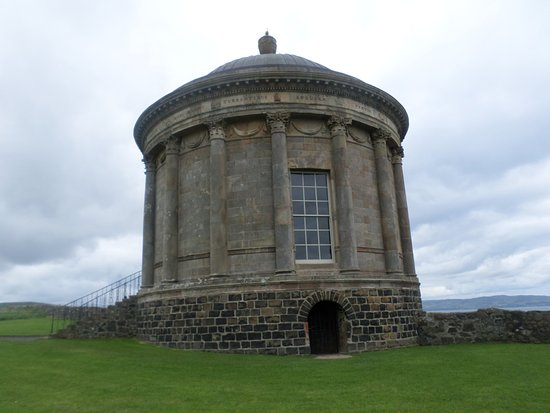 Castlerock, UK: The Temple itself