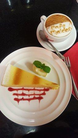 Maldon, Australien: Delicious Lemon Tart