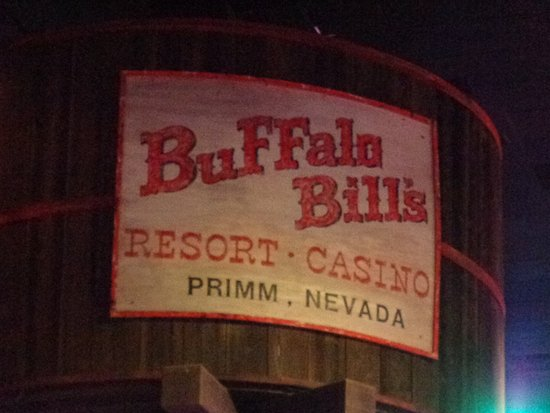 Primm, NV: Sign inside casino