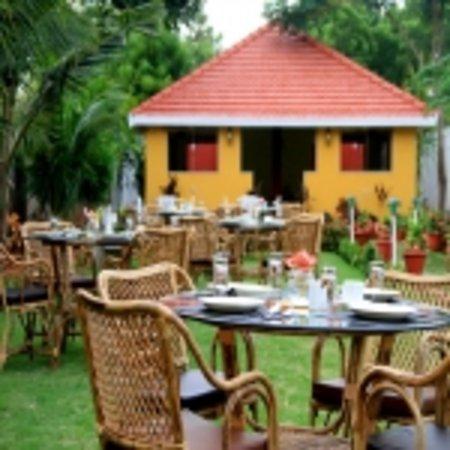 Jardin de olive auroville omd men om restauranger for Au jardin restaurant singapore botanic gardens