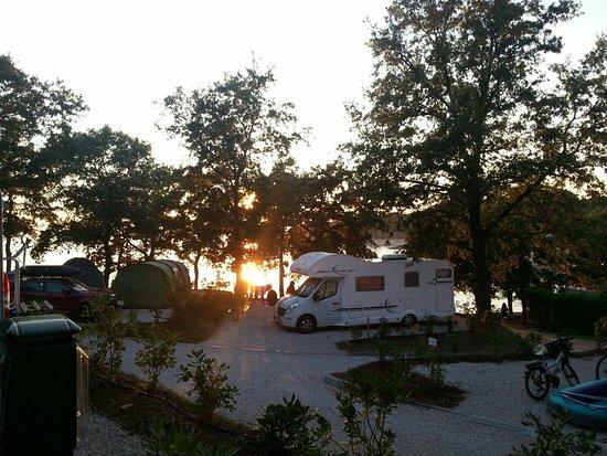 Camping Bijela Uvala Picture