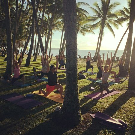 ‪‪Palm Cove‬, أستراليا: July's Yoga Classes‬