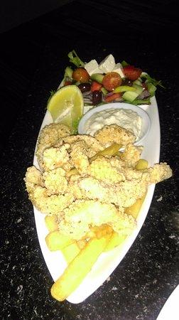Charlie's Restaurant: Salt & Pepper squid