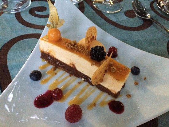 Cande-sur-Beuvron, Francia: Keuze 1 voor dessert