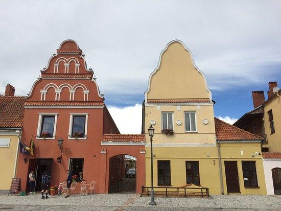 Kedainiai, Lituanie : Cool houses