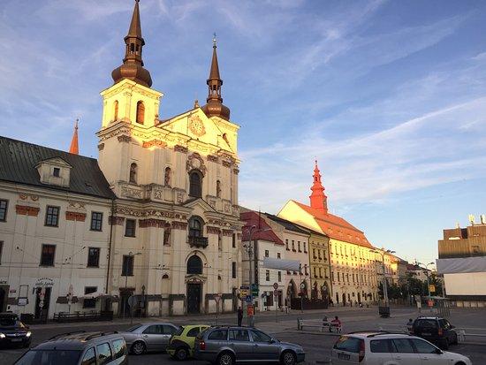 Jihlava, République tchèque : Penzion Atrium