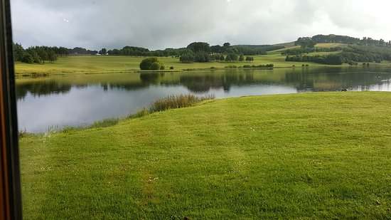 Piperdam Golf & Leisure Resort: Loch Piperdam