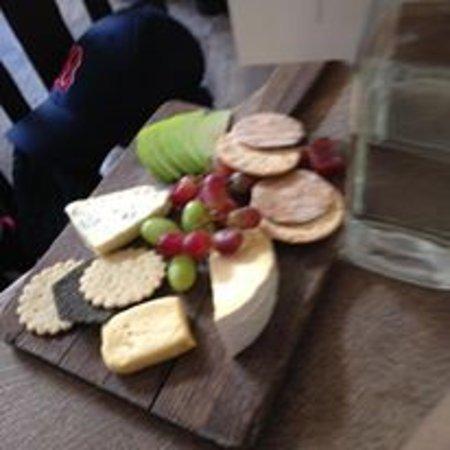 The Thomas Cubitt: planche de fromages