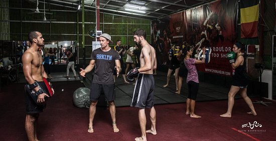 Siem Reap Province, Cambodia: CrossFit Explanation