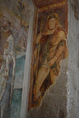 Sovana, Italy: San Rocco o San Mamiliano