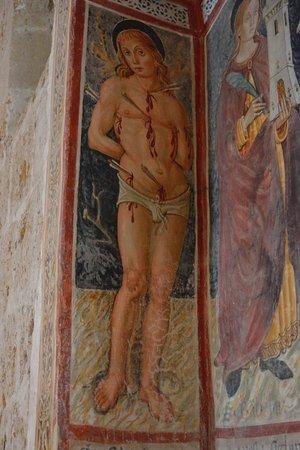 Sovana, Italy: San Sebastiano