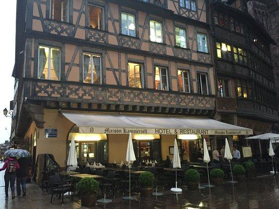 Maison Kammerzell: facade