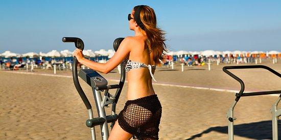 Margherita di Savoia, Italia: Fitness