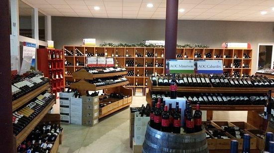 Maison des vins du Languedoc