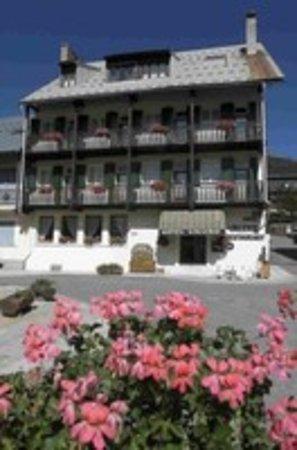 Hotel Valérie : facade