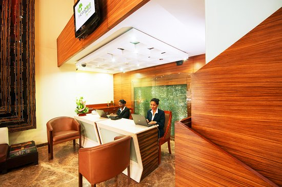 Hotel Mint Propus: Reception