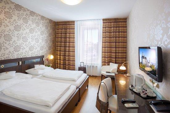 Hotel Trinity: Double room standart