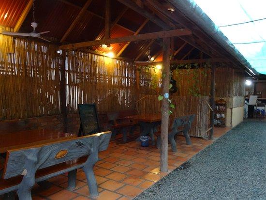 Kampong Thom, Camboya: Restaurant photo