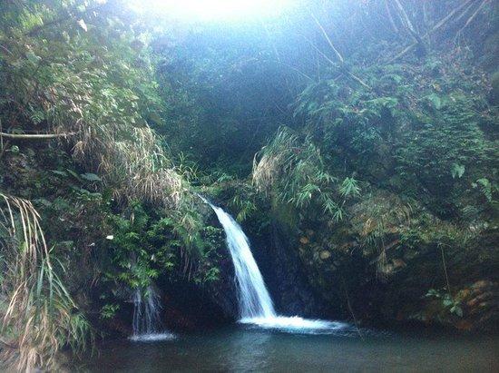 Guanyin Waterfall