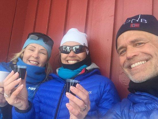Geilo, Noruega: En liten styrkedrigg på Prestholtseter