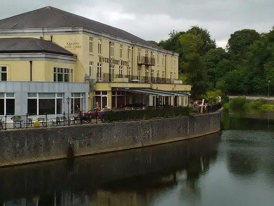 Kilkenny River Court Hotel: IMG_20160726_160942_large.jpg