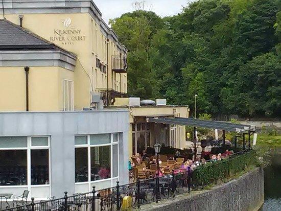 Kilkenny River Court Hotel: IMG_20160726_160909_large.jpg