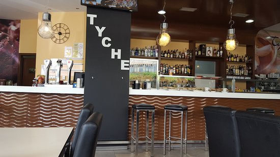 Restaurante tyche en ourense con cocina italiana for Calle mateo de prado ourense