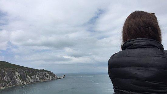 Totland, UK: stunning views